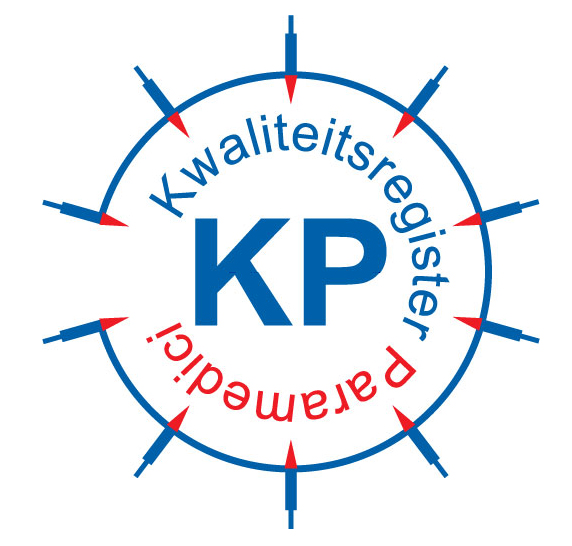 logo Kwalteitsregister Paramedici